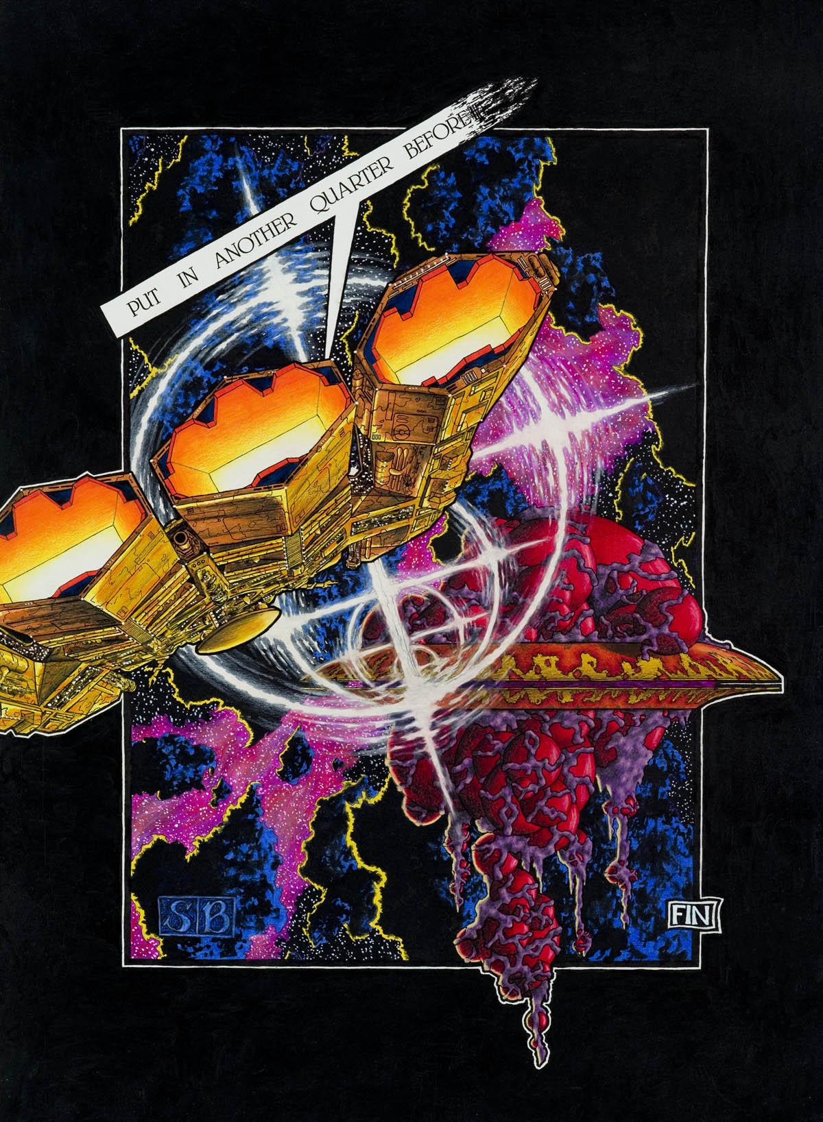 Aliens, Comix &Videogames
