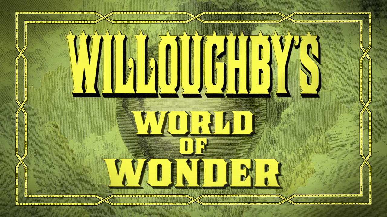 Willoughby's World of Wonder Book Trailer