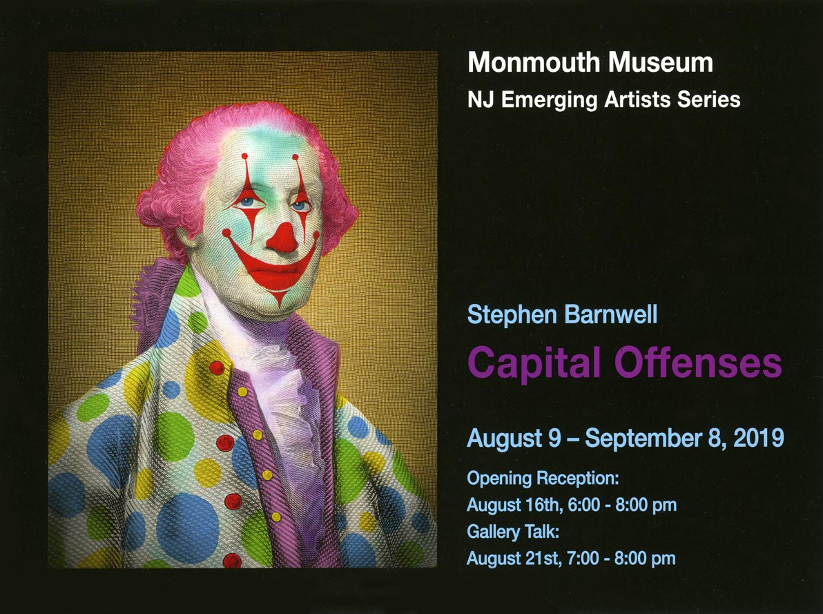 Capital Offenses – Opening and GalleryTalk